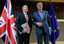 Conversaciones del Brexit en dificultades