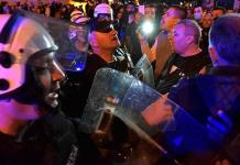 Disturbios religiosos en Montenegro