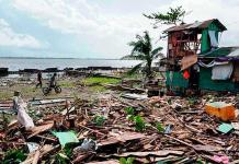 Potente tifón azota Filipinas