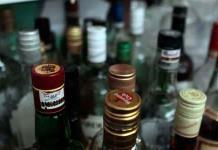 Hacienda pide a establecimientos verificar que bebidas alcohólicas sean originales