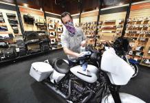 Harley-Davidson reanuda producción en plantas de EEUU