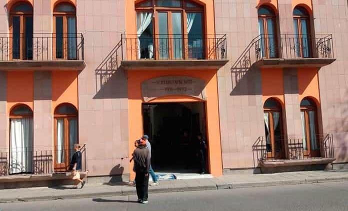 Celebran hasta boda en el Registro Civil de Rioverde