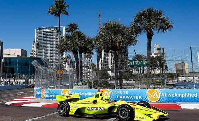 IndyCar ajusta su calendario