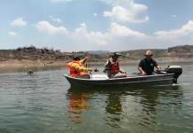 Se ahoga joven al pescar en presa Las Golondrinas
