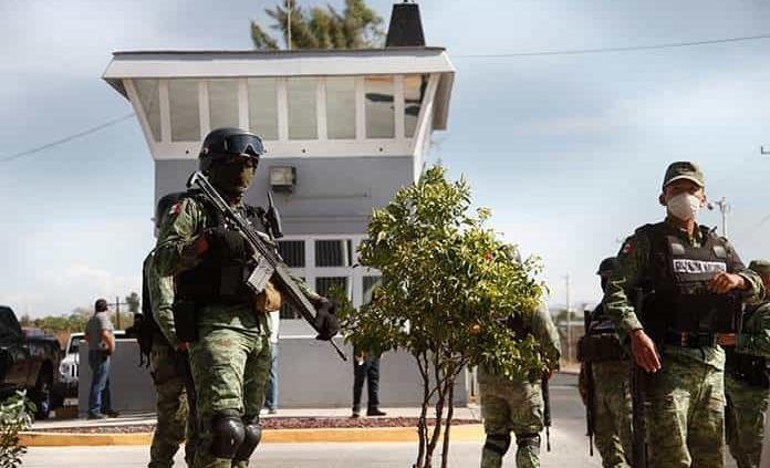 Gresca en penal de Jalisco; 7 muertos