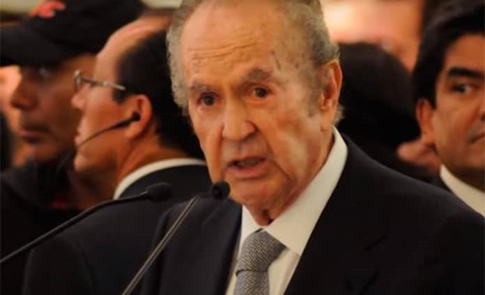 """PERFIL: Alberto Baillères, """"El Rey Midas"""" mexicano que heredó su imperio empresarial a los 89 años"""