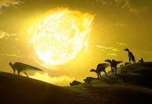 Nueva teoría explica de dónde vino el meteorito que acabó con los dinosaurios