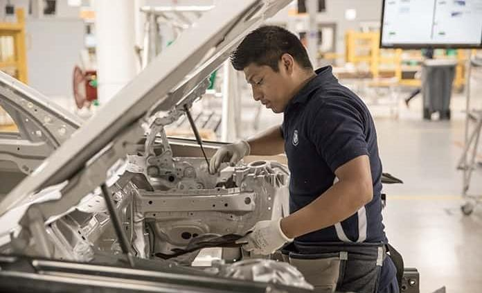 BMW planta San Luis reinicia operaciones con estrictos protocolos