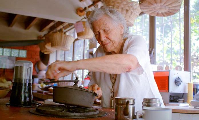 Una rara defensora de la cocina mexicana protagoniza documental