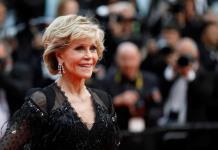 Jane Fonda, nueva imagen de Gucci para una colección de moda sostenible