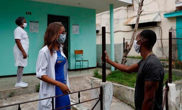 Cuba reporta nuevo récord de casos diarios de covid-19 con 7,745