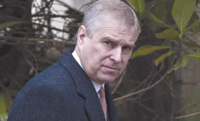 Entrevista del príncipe Andrés sobre Epstein, nominada a los BAFTA