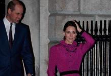 Guillermo y Catalina exigen a revista elimine publicación