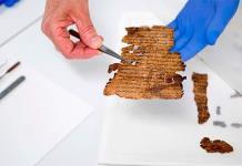Los manuscritos del Mar Muerto fueron hechos por varios escribas