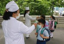 Corea del Sur registra su primer caso de contagios de COVID-19 en un colegio