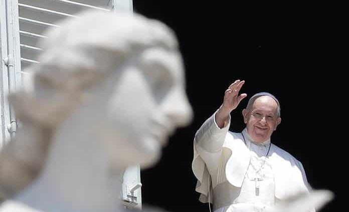 Papa Francisco aconseja seguir normas para contener el Coronavirus