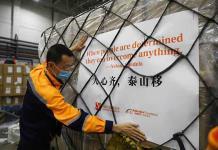 Empresarios chinos emergen como donadores de talla mundial