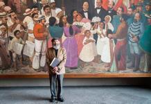 Muere el muralista Antonio González Orozco a los 87 años