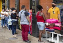 OMS, preocupada por capacidad de Brasil ante pandemia