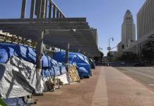 Crisis de personas sin hogar en Los Ángeles aumenta casi 13%