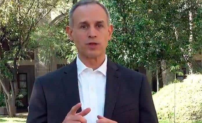 VIDEO: México continúa en semáforo rojo, anuncia López-Gatell