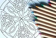 Aplicaciones para colorear mandalas