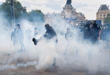 Nuevas protestas en Londres y París