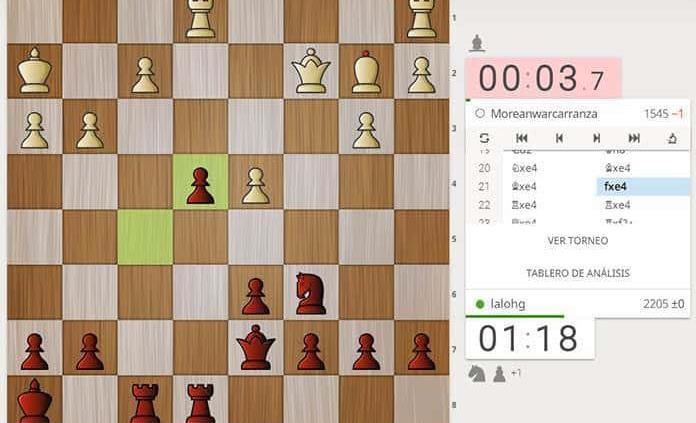 Se coloca San Luis en segundo lugar en torneo de ajedrez