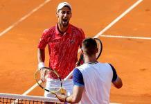 Volvió el tenis con Djokovic al frente
