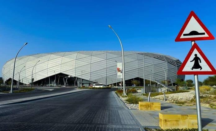 Catar activa tres estadios mundialistas para terminar la Champions asiática