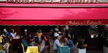 De París a Bangkok, restaurantes reciben comensales otra vez