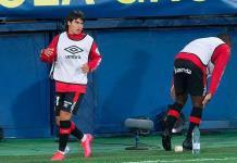 Estamos contentos de que juegue con Argentina, dice papá de Luka Romero