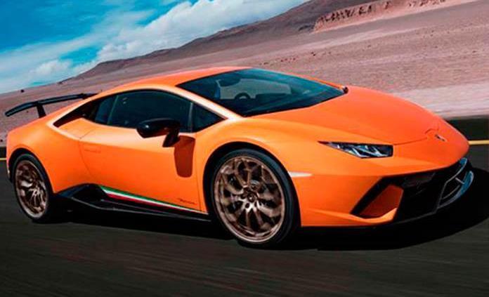 Lamborghini se retira de los Auto Shows internacionales