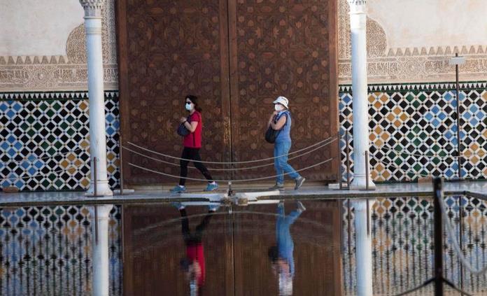 Crónica: La emoción de volver a la Alhambra de Granada