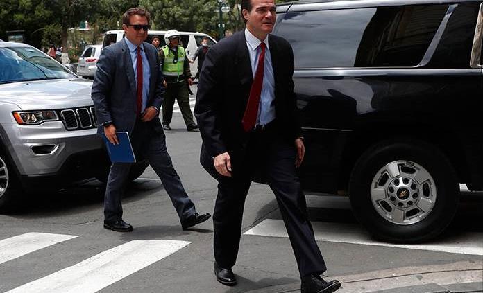 El estadounidense Mauricio Claver-Carone, único candidato para presidir el BID