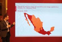 Yucatán podría regresar al semáforo rojo si la gente no se cuida, advierte gobernador