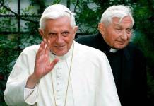 Benedicto XVI viaja a Alemania