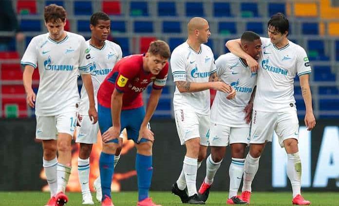 Multan al CSKA Moscú por insultos racistas al brasileño Malcom