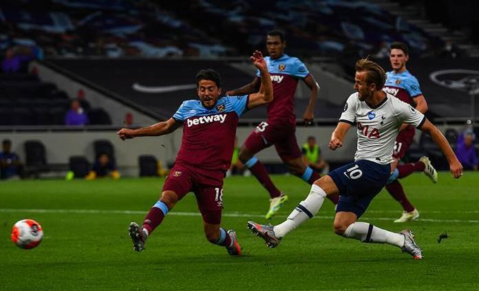 La suerte se alía con el Tottenham para derrotar al West Ham