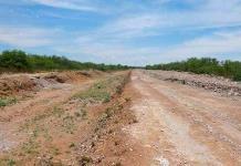 Buscan construir un bordo derivador de aguas broncas