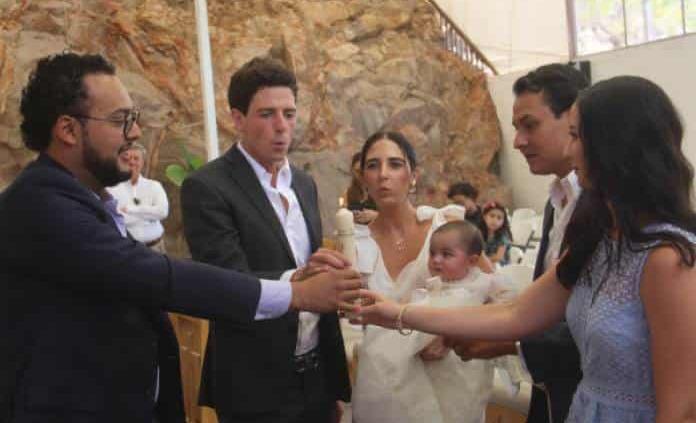 Domenica Leos Jourdain ingresa a la familia de Cristo