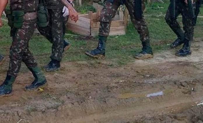 Denuncian que dos soldados colombianos violaron a otra niña indígena en 2019