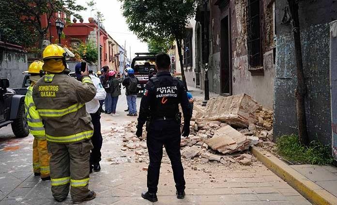 Afinan censo de daños en Oaxaca tras sismo