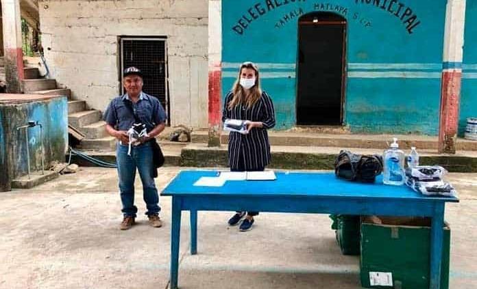 Alcaldesa de Matlapa dio positivo a Covid