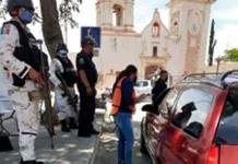 Instalan filtros sanitarios en Matehuala