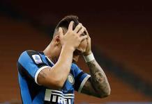 Inter se deja alcanzar y empata ante Sassuolo