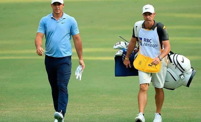 Se retiran de competencia 2 golfistas más, por casos de Covid en sus caddies