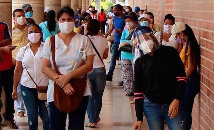 Colombia registra 4.9 millones más de desempleados por COVID-19