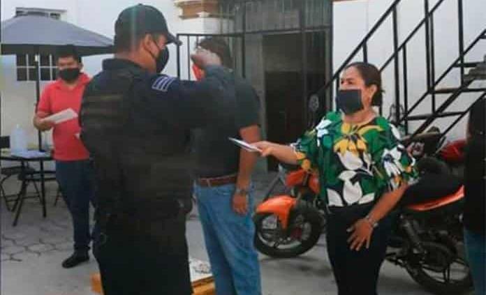 """Otorgan seguro de vida a """"polis"""" de Cerritos"""