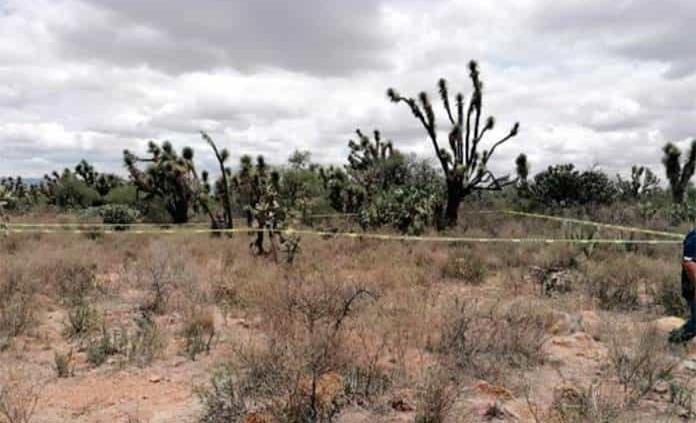 Localizan restos humanos en Villa de Reyes